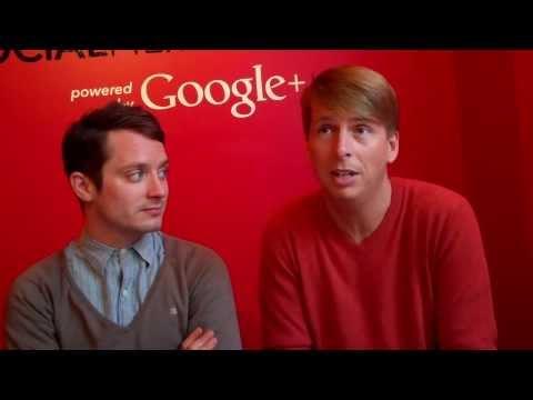 Elijah Wood and Jack McBrayer talk 'Cooties' at Sundance