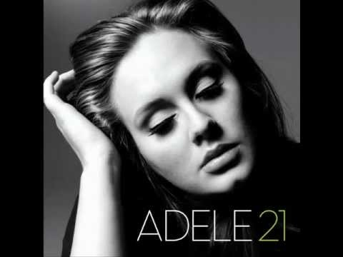 Adele - Someone Like You not the video but still picture
