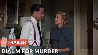 Dial M For Murder 1954 Trailer HD | Alfred Hitchcock | Grace Kelly