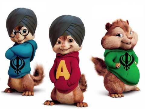 Singh is King chipmunk version