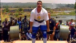 World`s Strongest Man 2001 Grupo 1 -- Parte 2/2