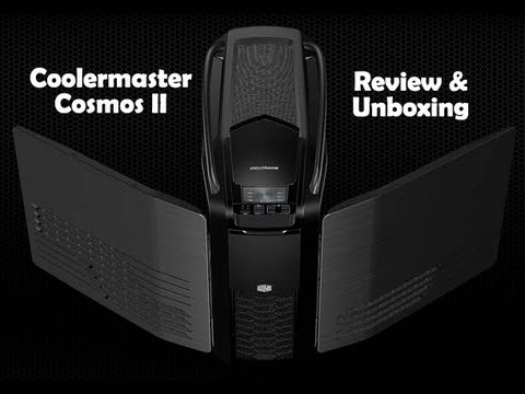 Coolermaster Cosmos 2 Review and Unboxing - Cursed4Eva.com