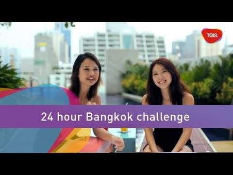 24 hours of fun in Bangkok with just a smart phone (TGIS S02E09)