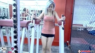 Mocha Girls Hottest Training Rare Clip  2