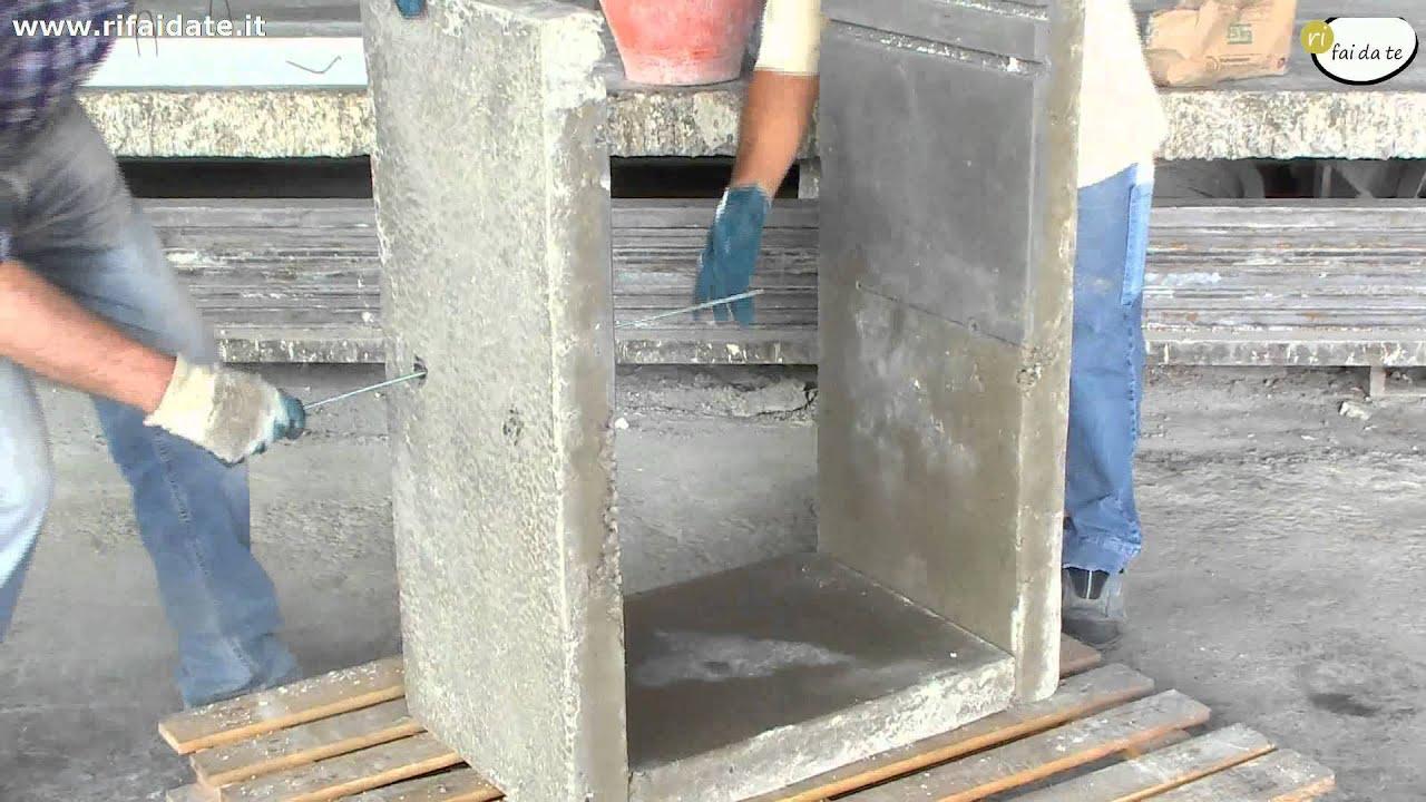 Costruire un barbecue professionale in muratura parte 2 for Cucine in muratura fai da te