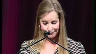 Lisa Niemi Swayze at 2011 TX Conference for Women