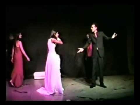 A Noiva teatro gospel