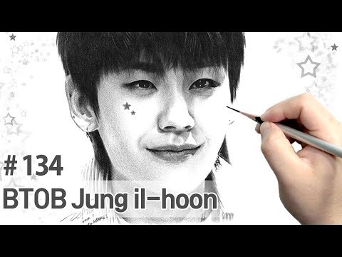 #134 BTOB Jung il-hoon 비투비 정일훈 - ZEFIO TV / K-POP IDOL