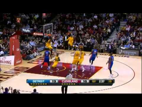 NBA Cleveland Cavaliers 2012-2013 | Invicible |