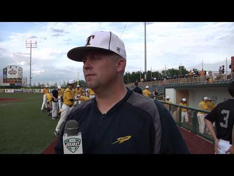 MAC Baseball Tournament Video: Toledo Head Coach Cory Mee