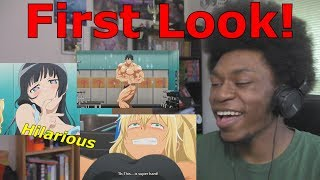 Dumbbell Nan Kilo Moteru? Episode 1 [REACTION/REVIEW] First Look!