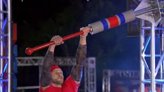 Adam Rayl at the LA Qualifiers - American Ninja Warrior 2019