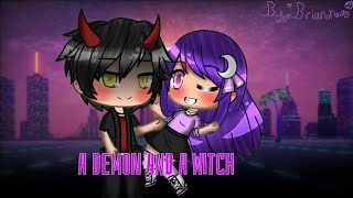 A Demon And A Witch ~ GLMM ~ Love Story ~ Mini Movie