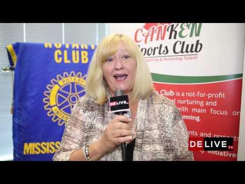 2016 CanKen Road Race & EXPO official launch  Susan Webb