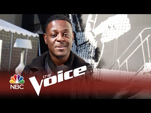 The Voice 2014 - Damien Answers Your Twitter Questions (YouTube Exclusive)