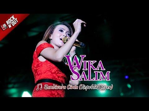 SANDIWARA CINTA (REPVBLIK) | WIKA SALIM [Live Konser APRIL 2017 di Bulukumba]