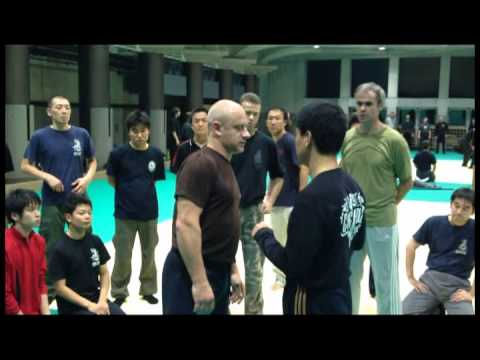 Sergey Ozereliev Systema Japan October 2012 Seminar & Special Classes Image 1