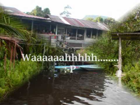 Iban Song - Picture Of Kg Keranggas Pantu Sarawak video