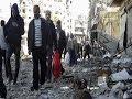 أخبار الآن مدنيون خروجهم حصار