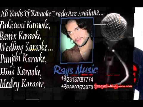 Bheegi Palkon Par Naam Tumhara Hai Karaoke By Babu Mann video