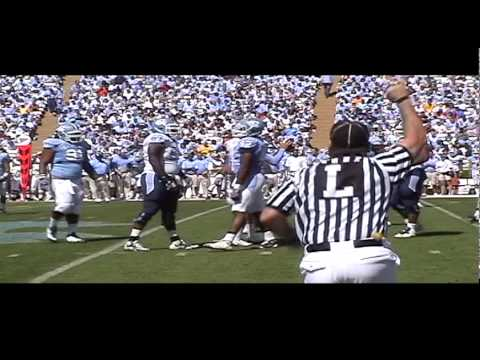 North Carolina Tar Heels Football Spring Game 2010 by Inside Carolina Video