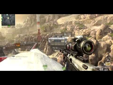 Call of Duty: Black Ops 2 No Scope Sniper Montage by SillyGoose