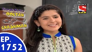 Taarak Mehta Ka Ooltah Chashmah - तारक मेहता - Episode 1752 - 1st September, 2015