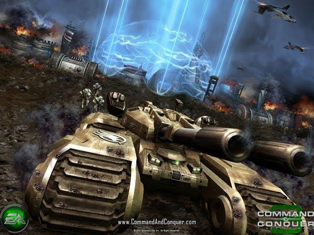 Руководство запуска Command & Conquer 3: Tiberium Essence по сети