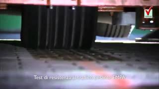 TEST DI RESISTENZA AI CARICHI DINAMICI INDOTTI DA PNEUMATICI (IT)