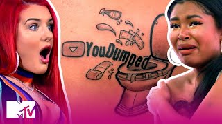This Dude Blindsided His GF w/ THIS Tattoo | How Far Is Tattoo Far? | MTV