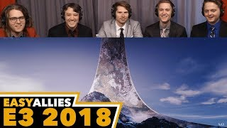 Xbox Briefing - Easy Allies Reactions - E3 2018