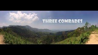THREE COMRADES - HILL & WOODS REGIMENT