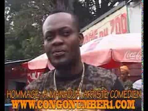 Exclusivité:Le comédien MANADJA est mort. Premières réactions des artistes (CONGONUMBER1)