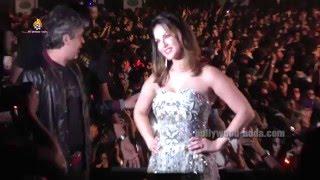 Sunny Leone - Badshah LIVE Performance - Festival Loveland 2016 - DJ CHETAS - Ekta Jain, Swati