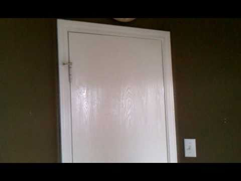 Painting Doors And Trim Oil Based Enamel Paint Youtube