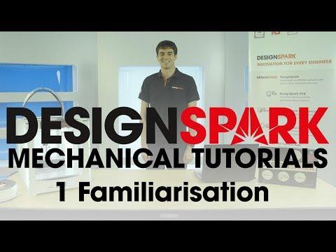DesignSpark Mechanical Training   1 Familiarisation