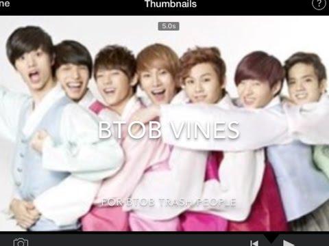 BTOB Vines (For BTOB Trash People)