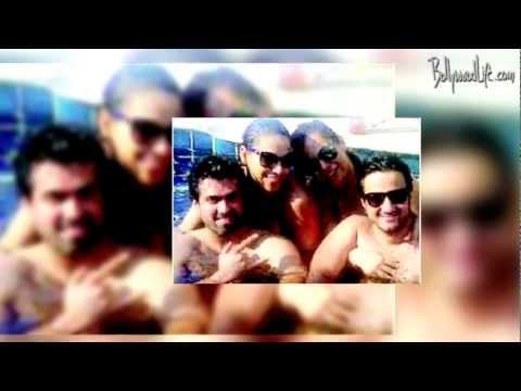 Bipasha Basu and Harman Baweja: The 'inseparable' couple cozy it up in Goa