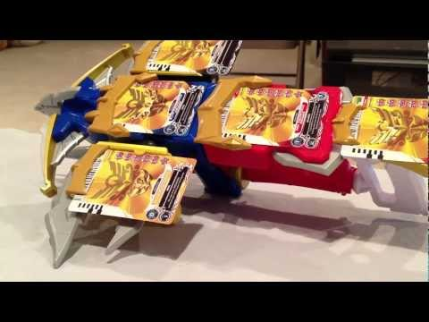 Megaforce Battle Sets Review [Power Rangers Megaforce]