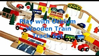 Fun Time Play with Orbium Train Track Set - Kids Video - Toy Play - Kids Fun Play