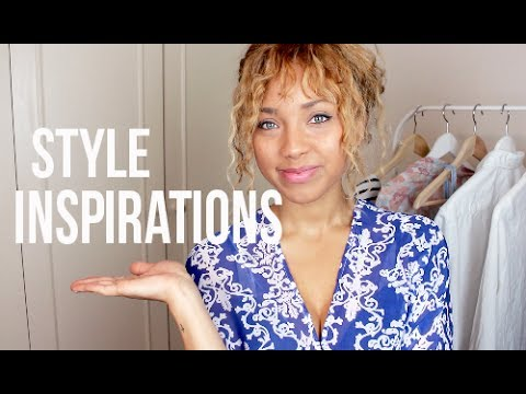 My Style Inspirations