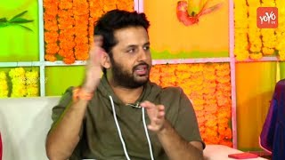 Chal Mohana Ranga Movie Team Interview | Ugadi 2018 Special | Nithin | Megha Akash