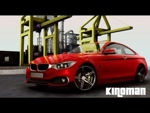 BMW 4-series F32 Coupe 2014 Vossen CV5 V1.0