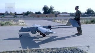 RQ-7 Shadow UAV- Pre-Checks, Catching & Launching