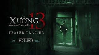 XƯỞNG 13 - NƠI ÁC MỘNG BẮT ĐẦU   Teaser Trailer   Khởi chiếu: 19.01.2018