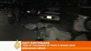 Haitians Struggle To Cope Amid Aftermath Of Earthquake