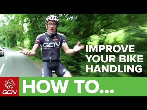 How To Improve Your Bike Handling - 5 Key Cycling Skills