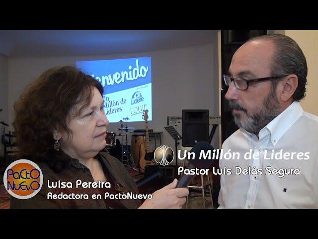 Un Millón de Líderes - UML Valencia - Luís Delás Segura