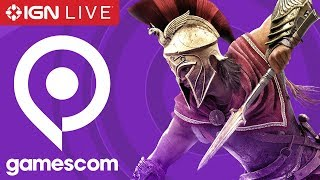 Gamescom: Gameplay Interviews & More! - IGN Live 2018
