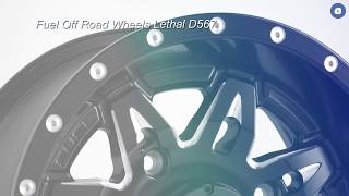 Fuel Off Road Wheels Lethal D567 vs Rolling Big Power RBP Wheels Silencer 74R   AudioCityUSA